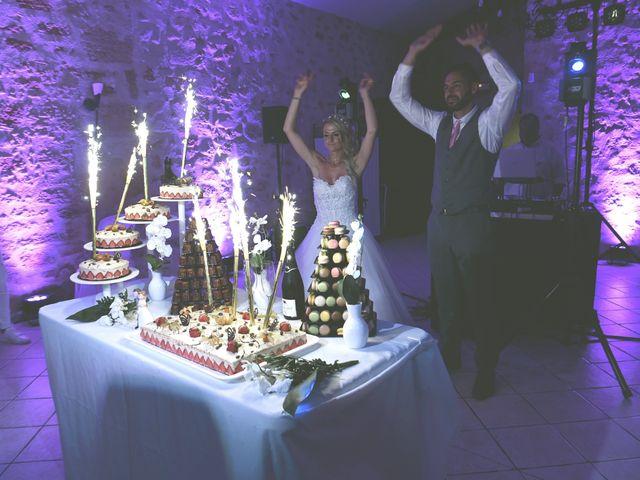 Le mariage de Granger et Vanessa  à Saint-Gervais, Gironde 55