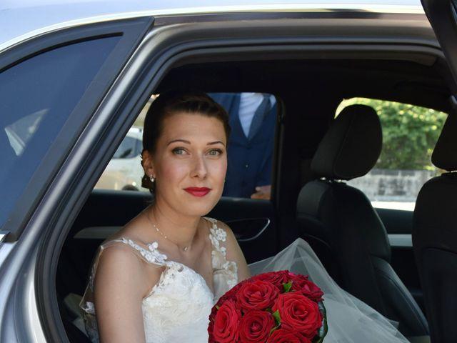Le mariage de Guillaume et Emilie à Archiac, Charente Maritime 3