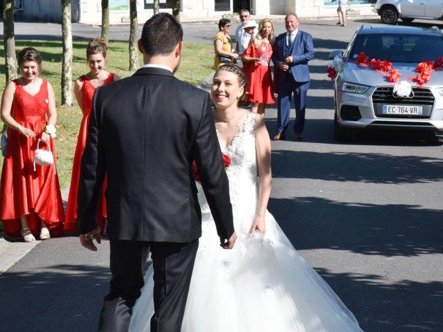 Le mariage de Guillaume et Emilie à Archiac, Charente Maritime 2