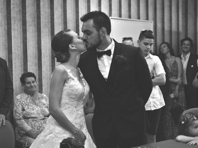 Le mariage de Guillaume et Emilie à Archiac, Charente Maritime 4