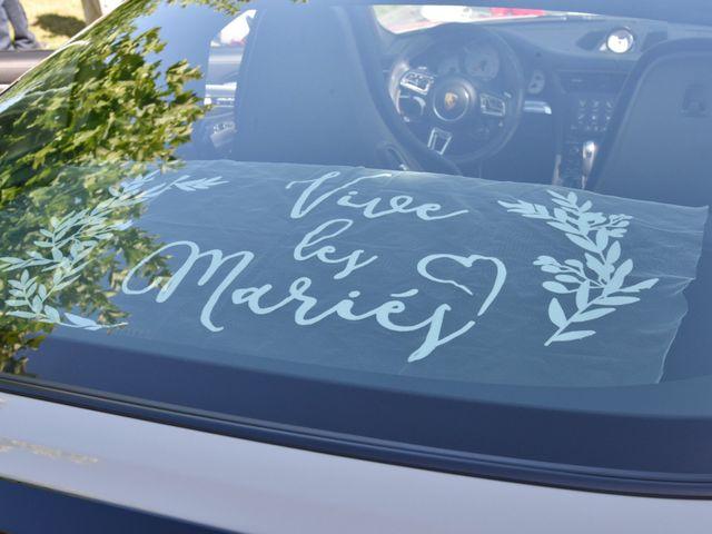 Le mariage de Guillaume et Emilie à Archiac, Charente Maritime 7