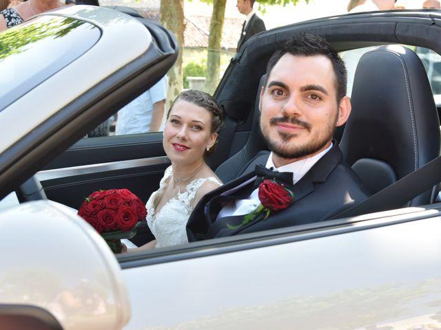 Le mariage de Guillaume et Emilie à Archiac, Charente Maritime 8