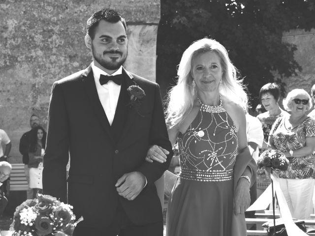 Le mariage de Guillaume et Emilie à Archiac, Charente Maritime 12