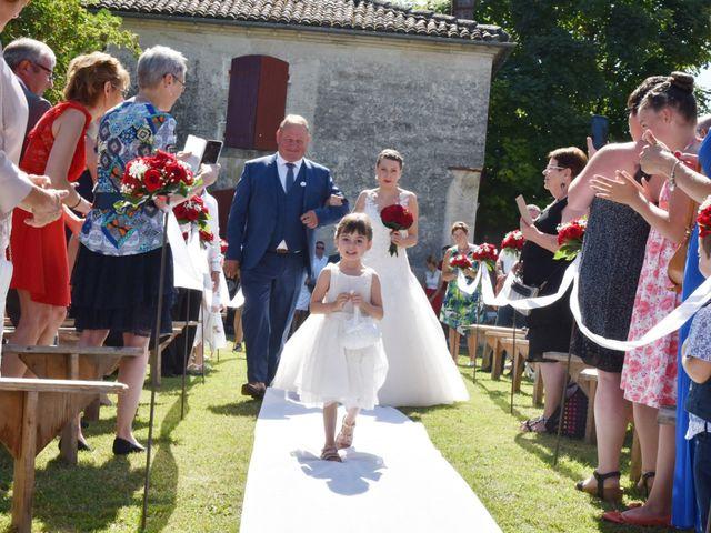 Le mariage de Guillaume et Emilie à Archiac, Charente Maritime 13