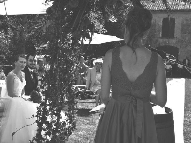 Le mariage de Guillaume et Emilie à Archiac, Charente Maritime 15