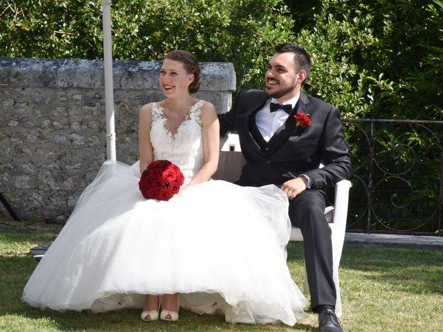 Le mariage de Guillaume et Emilie à Archiac, Charente Maritime 18