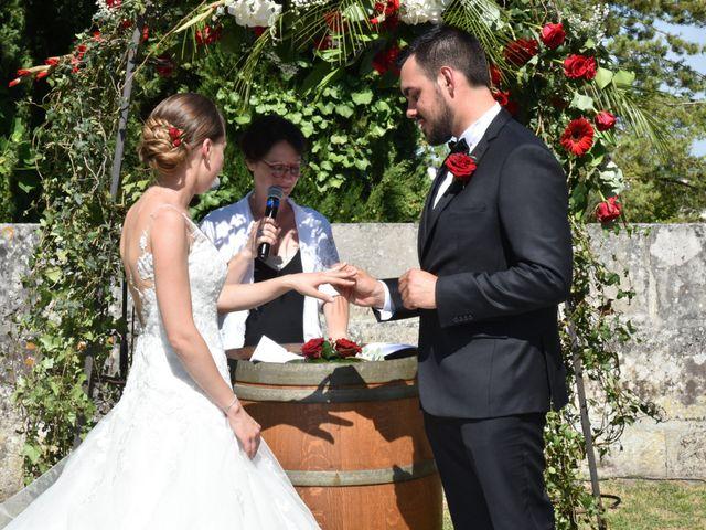 Le mariage de Guillaume et Emilie à Archiac, Charente Maritime 20