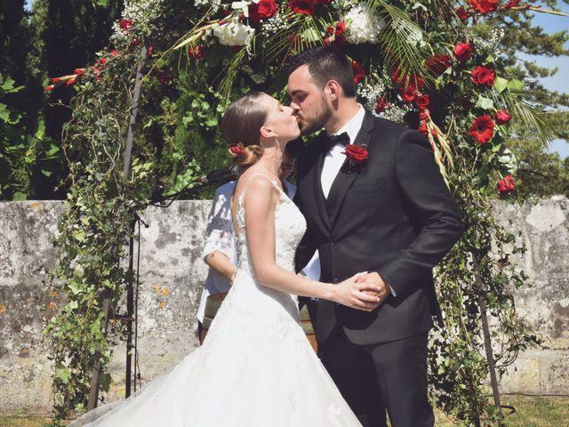 Le mariage de Guillaume et Emilie à Archiac, Charente Maritime 21