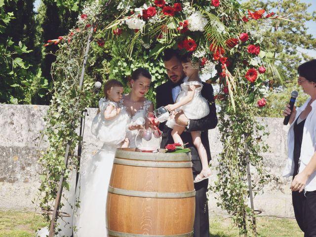 Le mariage de Guillaume et Emilie à Archiac, Charente Maritime 22