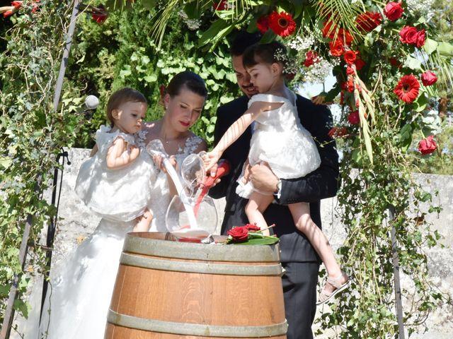 Le mariage de Guillaume et Emilie à Archiac, Charente Maritime 23