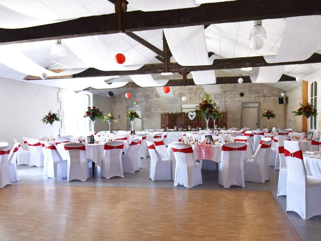 Le mariage de Guillaume et Emilie à Archiac, Charente Maritime 25