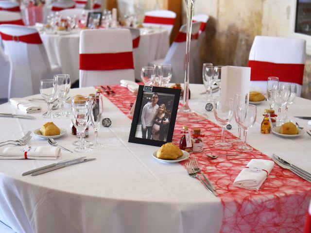 Le mariage de Guillaume et Emilie à Archiac, Charente Maritime 27