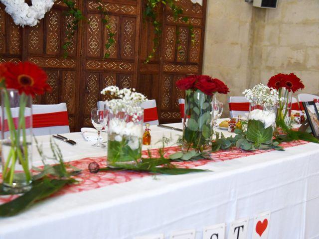 Le mariage de Guillaume et Emilie à Archiac, Charente Maritime 32