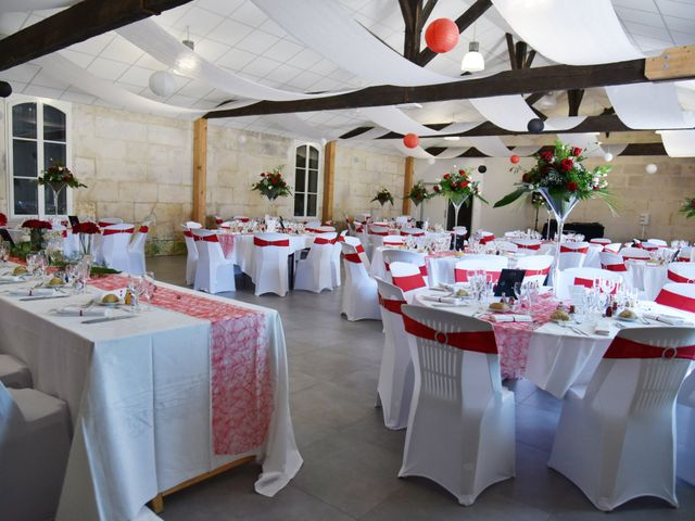 Le mariage de Guillaume et Emilie à Archiac, Charente Maritime 33