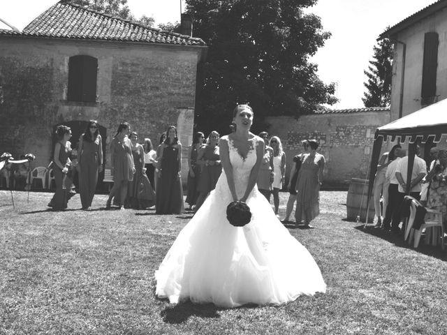 Le mariage de Guillaume et Emilie à Archiac, Charente Maritime 37