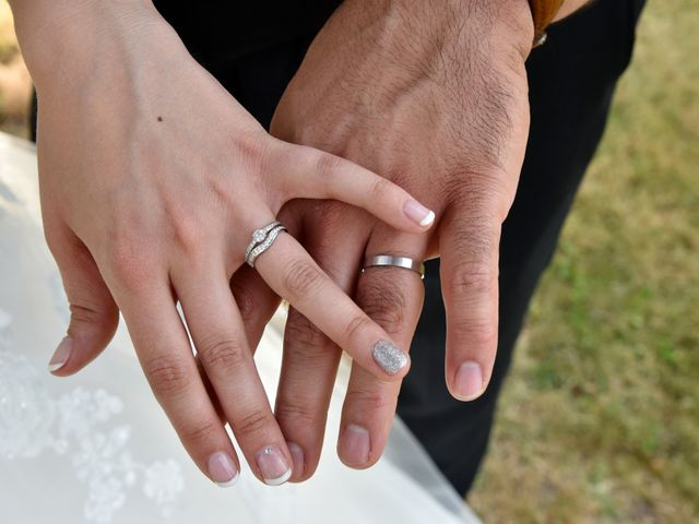 Le mariage de Guillaume et Emilie à Archiac, Charente Maritime 42