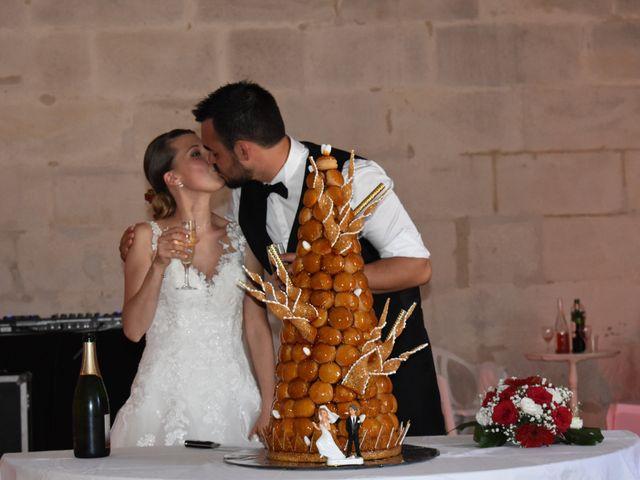 Le mariage de Guillaume et Emilie à Archiac, Charente Maritime 43
