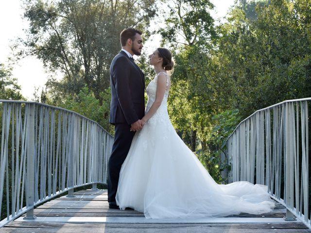 Le mariage de Guillaume et Emilie à Archiac, Charente Maritime 45