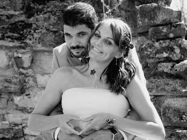 Le mariage de Sandrine et Patrick