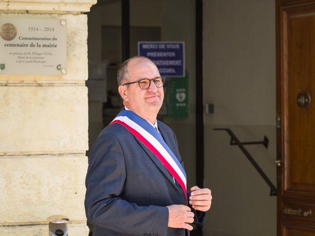 Le mariage de Jean-Aimable et Corinne à Cazouls-lès-Béziers, Hérault 7