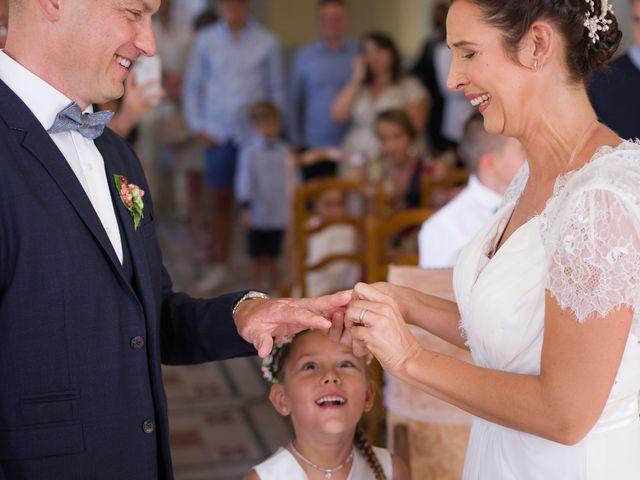 Le mariage de Jean-Aimable et Corinne à Cazouls-lès-Béziers, Hérault 33