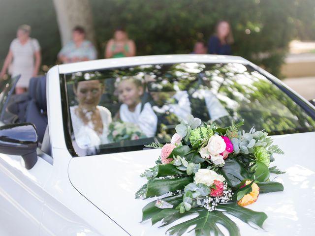 Le mariage de Jean-Aimable et Corinne à Cazouls-lès-Béziers, Hérault 66