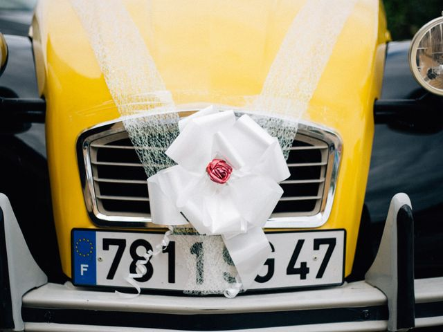 Le mariage de John et Laetitia à Layrac, Lot-et-Garonne 18