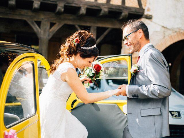 Le mariage de John et Laetitia à Layrac, Lot-et-Garonne 29