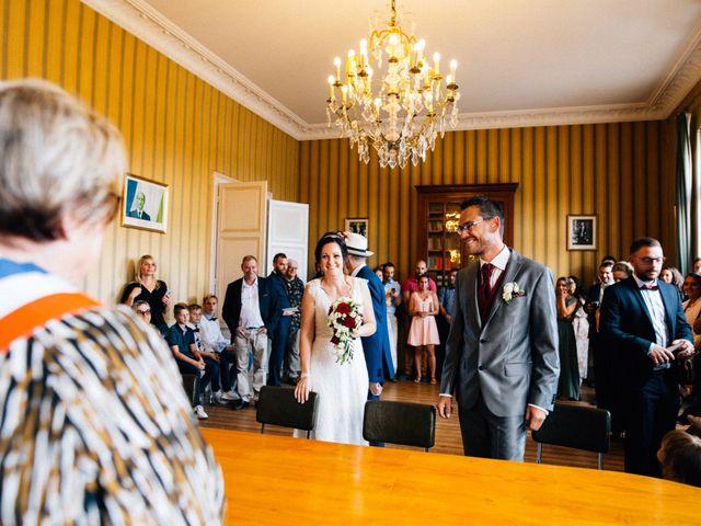 Le mariage de John et Laetitia à Layrac, Lot-et-Garonne 33
