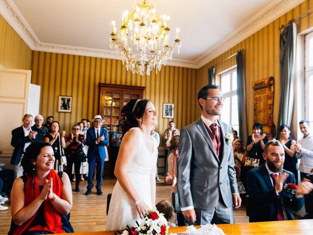 Le mariage de John et Laetitia à Layrac, Lot-et-Garonne 35