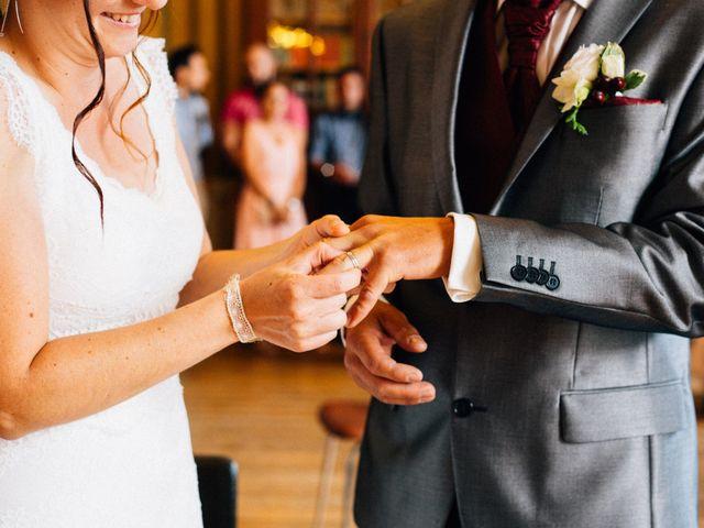 Le mariage de John et Laetitia à Layrac, Lot-et-Garonne 40