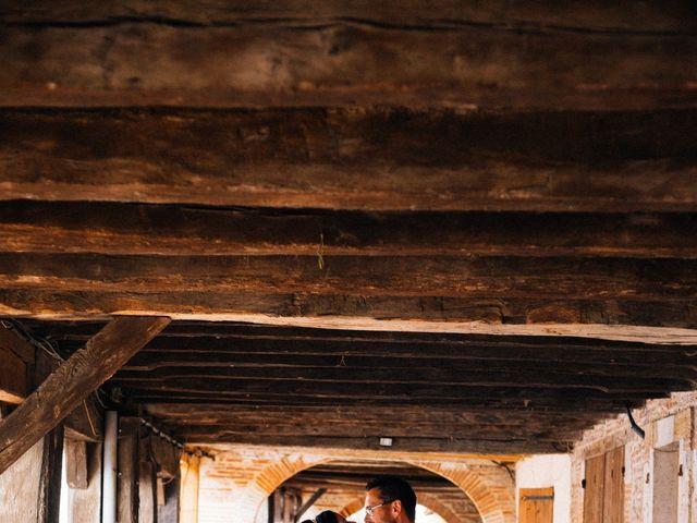 Le mariage de John et Laetitia à Layrac, Lot-et-Garonne 43