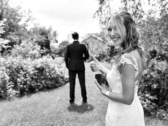 Le mariage de Stéphane et Elise à Talmay, Côte d'Or 13
