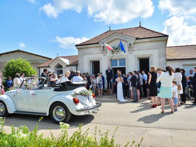 Le mariage de Stéphane et Elise à Talmay, Côte d'Or 27