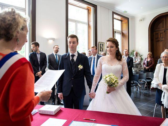 Le mariage de Alexandre et Leslie à Templeuve, Nord 28