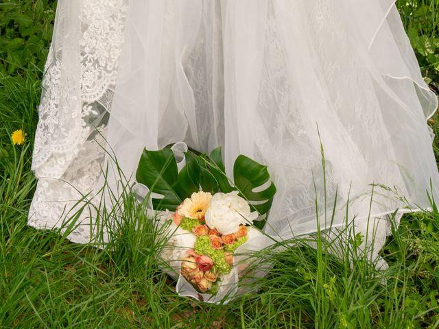 Le mariage de Brice et Pauline à Gréoux-les-Bains, Alpes-de-Haute-Provence 12
