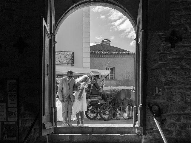 Le mariage de Brice et Pauline à Gréoux-les-Bains, Alpes-de-Haute-Provence 18