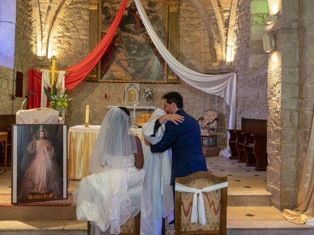 Le mariage de Brice et Pauline à Gréoux-les-Bains, Alpes-de-Haute-Provence 21