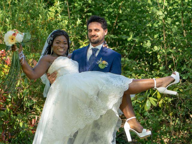 Le mariage de Brice et Pauline à Gréoux-les-Bains, Alpes-de-Haute-Provence 23