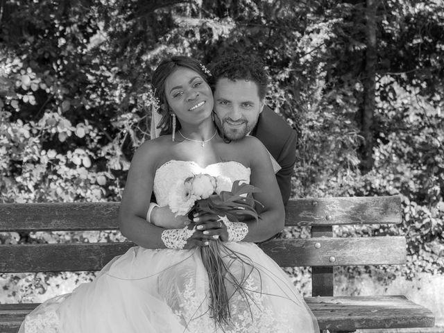 Le mariage de Brice et Pauline à Gréoux-les-Bains, Alpes-de-Haute-Provence 24