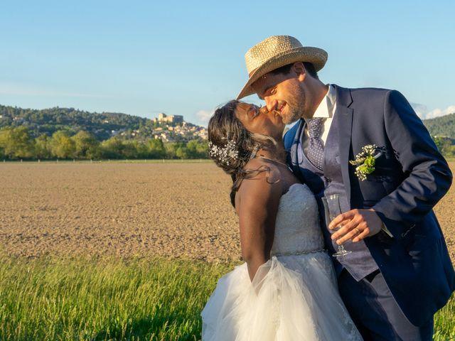 Le mariage de Brice et Pauline à Gréoux-les-Bains, Alpes-de-Haute-Provence 29