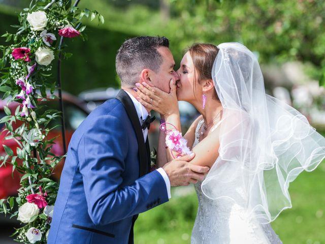 Le mariage de Laëtitia et Gaillard