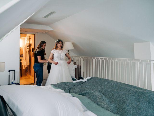 Le mariage de Sakr et Marion à Paris, Paris 9
