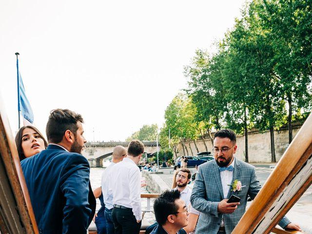 Le mariage de Sakr et Marion à Paris, Paris 26