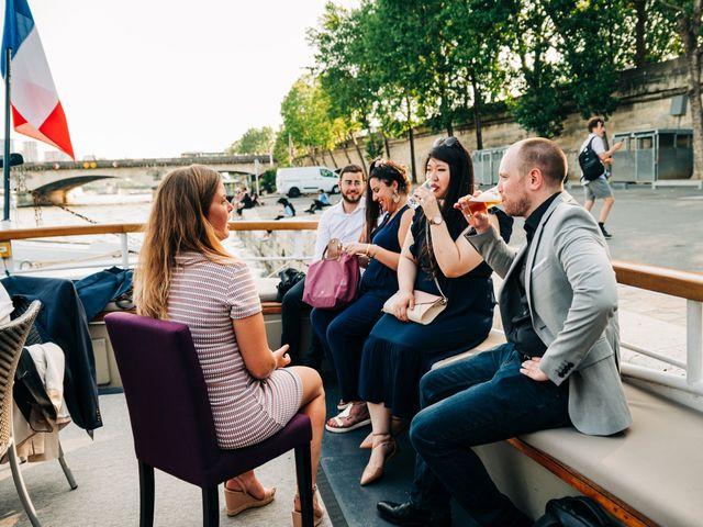 Le mariage de Sakr et Marion à Paris, Paris 30