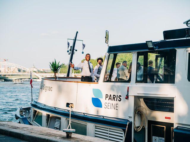 Le mariage de Sakr et Marion à Paris, Paris 32