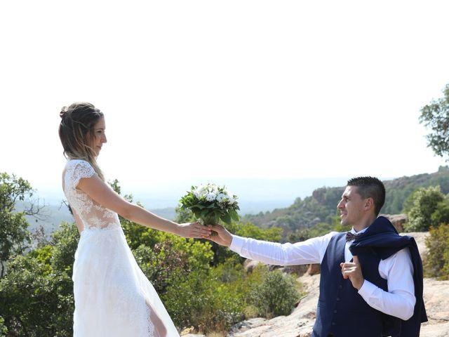 Le mariage de Brian et Colomba à Montauroux, Var 2