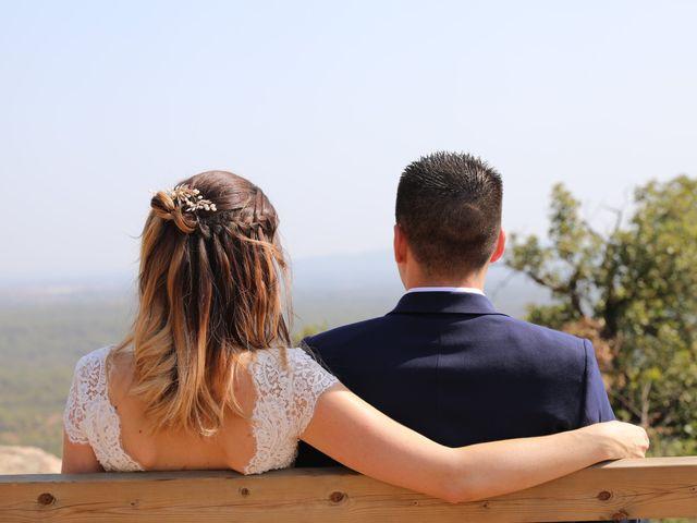 Le mariage de Brian et Colomba à Montauroux, Var 4