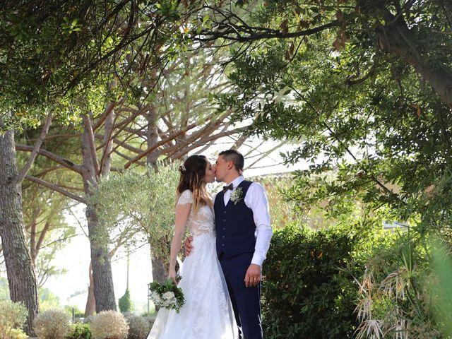 Le mariage de Brian et Colomba à Montauroux, Var 5