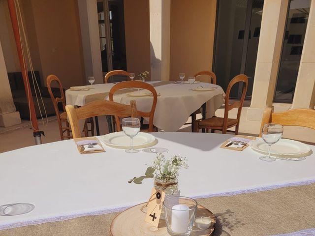 Le mariage de Brian et Colomba à Montauroux, Var 6